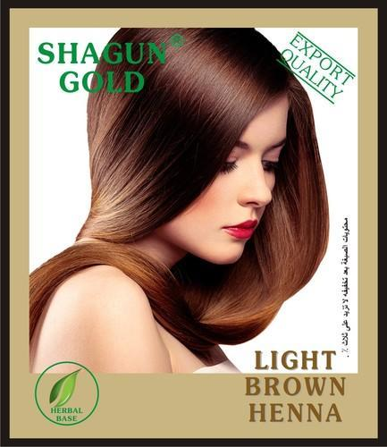Light Brown Mehandi