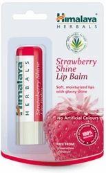 Himalaya Strawberry Shine Lip Balm - Natural