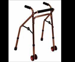 Smart Care Adjustable Walker 966LS with Wheel