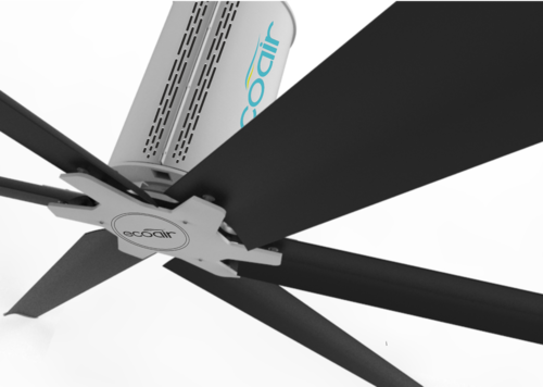 High Volume Fan : Manufacturer of hvls fan air cooler by ecoair cooling