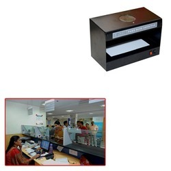 Fake Note Detector Machine for Bank
