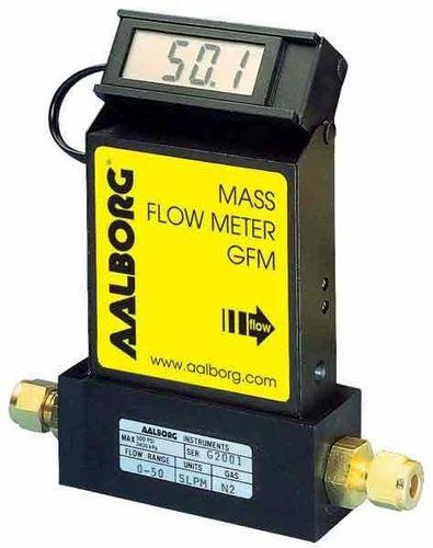 Digital Mass Flow Meter
