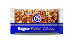 Rajgeera Peanut Chikki 20g 25pkt