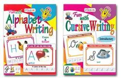 Fun Cursive Writing English-2 - Children Books