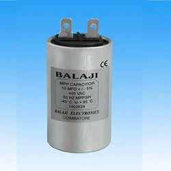 10 MFD Aluminium Capacitor