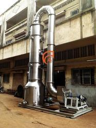 Scrubber for Chemical Fume