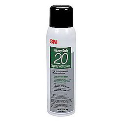 3M Wood Working Spray