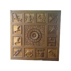 Temple Carved Doors - Wooden Carved Temple Doors Exporter from Chennai