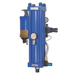 Hydro Pneumatic Press Cylinder for Automation Industry
