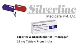 Phenergan 25 mg Tablets