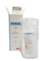 METROLINA Metronidazole Intravenous Infusion BP