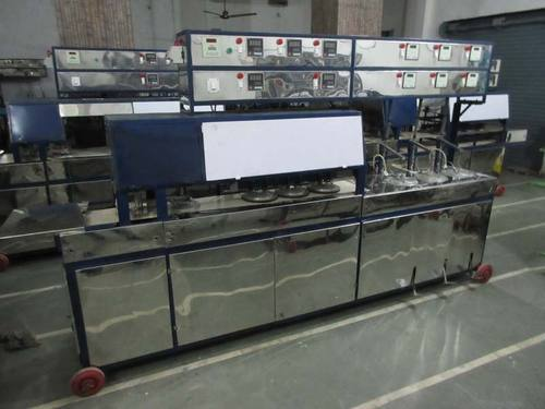 Industrial Khakhra Making Machine