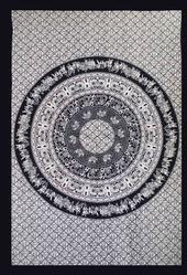 Saganeri Printed Tapestry