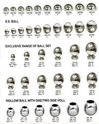 Stainless Steel Ball And Hollow Ball