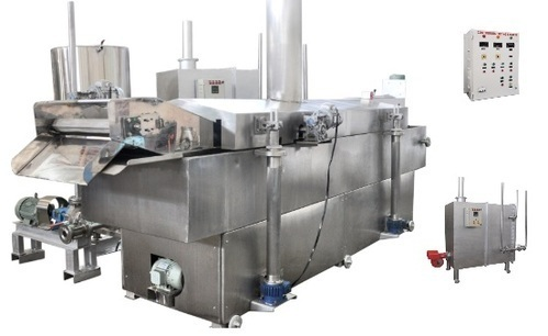 Automatic Snacks Frying System