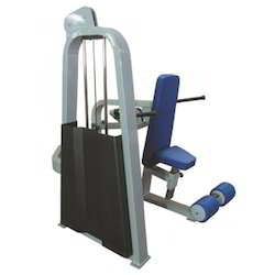 Tricep Push Down Fitness Machine