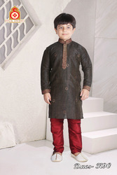 Fancy Casual Kids Kurta Pyjama