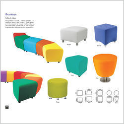 Puffies & Cubes  Bright / Monte  /  Pod  / Chic