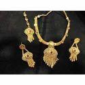 Black Kundan Necklace
