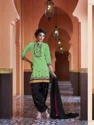 Patiyala Suit