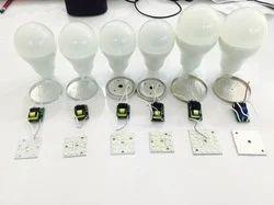LED Bulb Raw Material - Syska Type