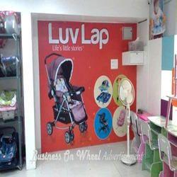 Indoor Advertisement Services