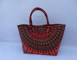 Cotton Hippie tote Bag