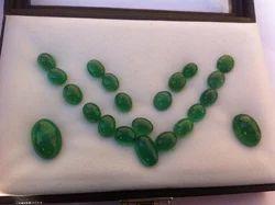 Emerald Cabochons Layout