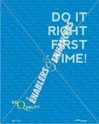 Let's Do Quality Poster Series