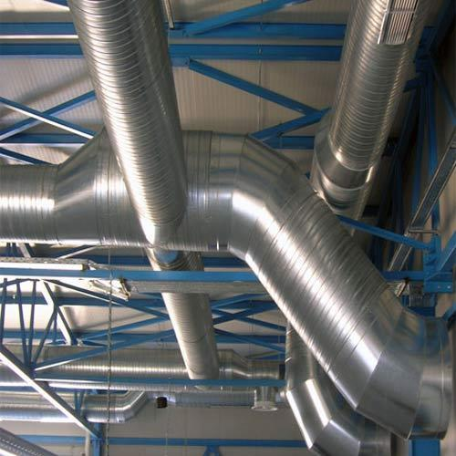 Air Ducts Circula Air Ducts Manufacturer From Hyderabad