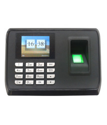 Biometric Fingerprint Time & Attendance Machine