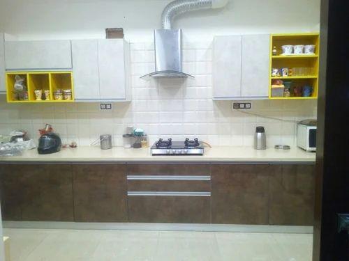 Beau Handle Profile Kitchen Cabinets