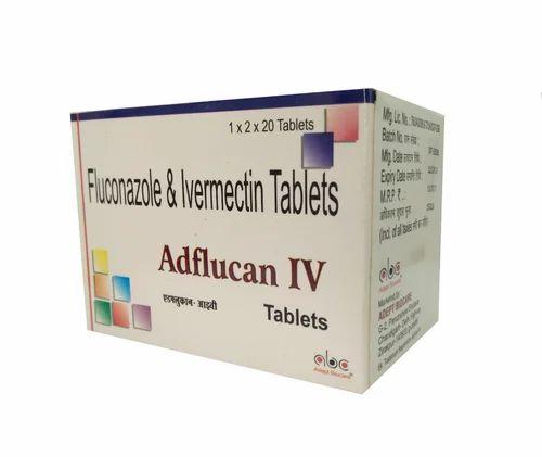 Fluconazole and Ivermectin Tablets
