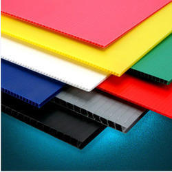 Hollow PP Corrugated Sheets
