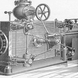 Asymmetrical Steam Heat Exchanger