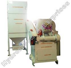 Dust Collection For Surface Grinding Machine