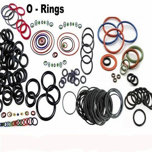 O Rings - Rubber O-Rings Manufacturer from Kolkata