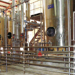 Casein & Whey Processing Plant