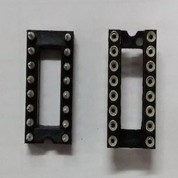 16-Pin-IC-Base-Round