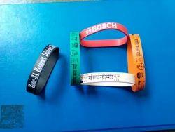 Silicon Wrist Band