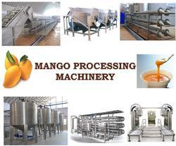 Mango Processing Machinery