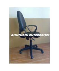Revolving Computer Chair