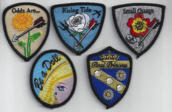 Girls Badges