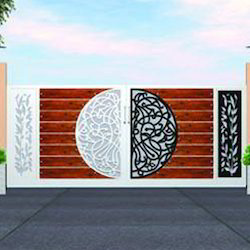 Main Gates Contemporary Gates Manufacturer From Chennai