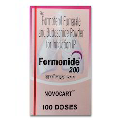 is formonide inhaler steroid