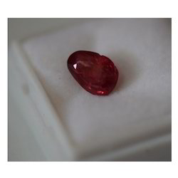 Natural Red Spinel Of Origin Burma