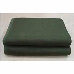 Olive Green Blanket
