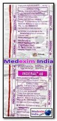 Generic Inderal (Propranolol)