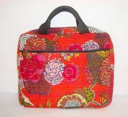 Kantha Laptop Bags