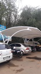 Vehicle Parking Tensile Fabric Structures